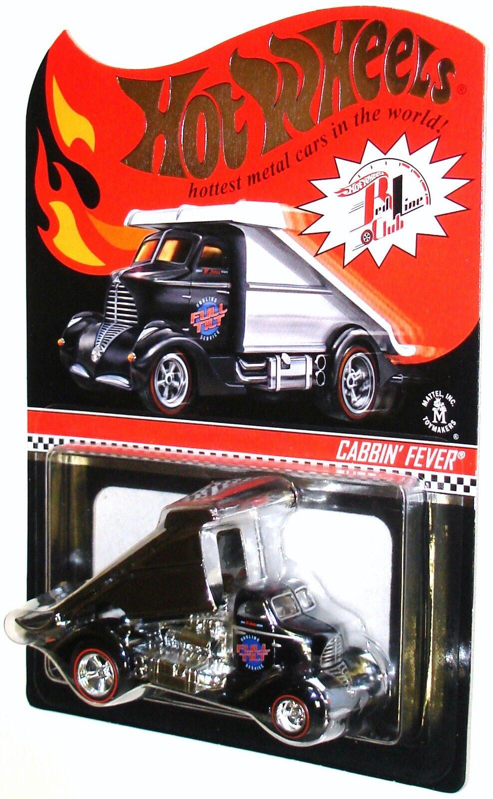 Momc 2012 Rlc Exclusivo Negro Y Y Y Cromo Cabbin  fiebre Sweet Heavy Casting 609940
