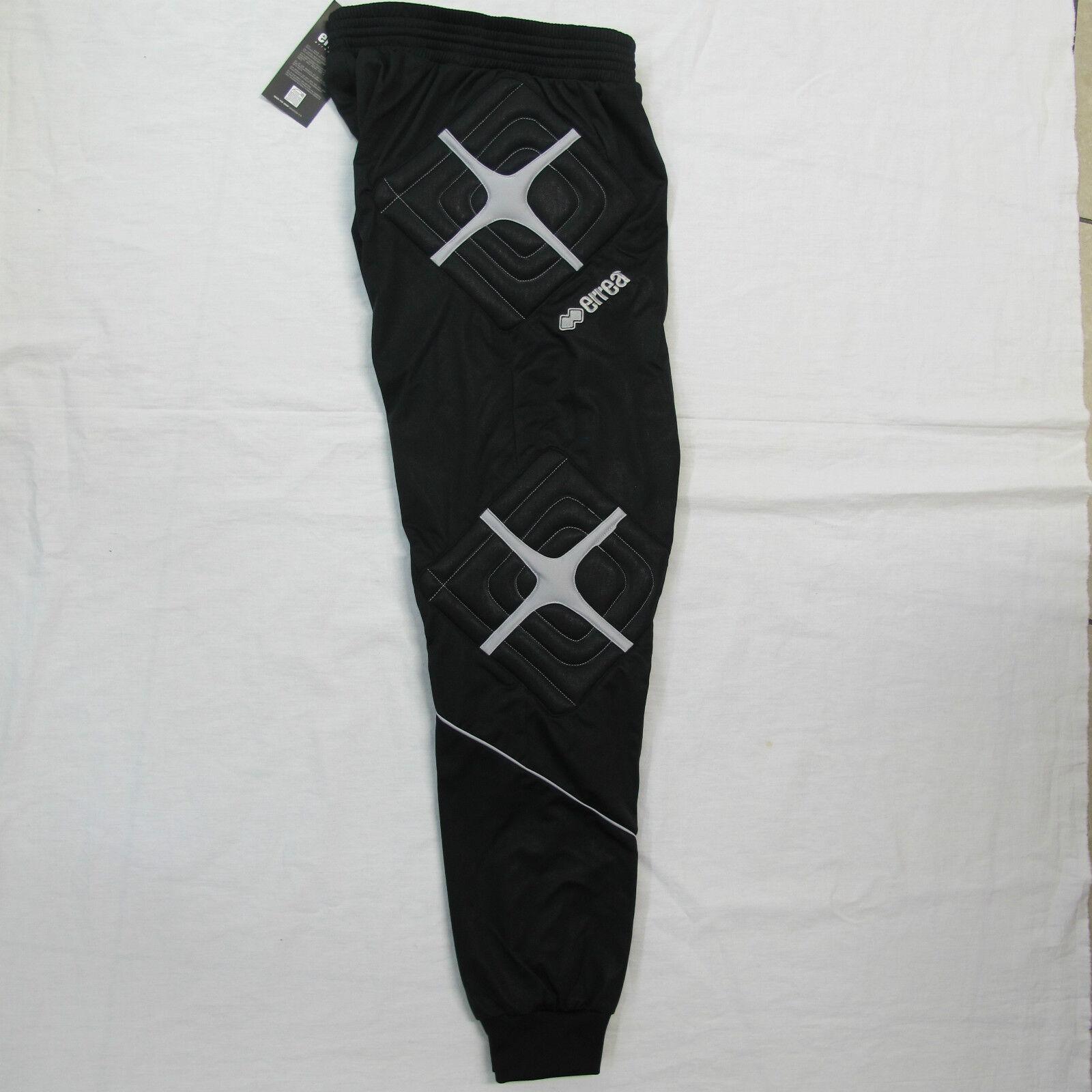 ERREA' pantaloni lunghi portiere portiere lunghi mod.HYDRON col.NERO tg.M 41bcaf