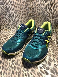 Men Size 12 Asics Gel-Pursue 2 Blue Running Shoes | eBay