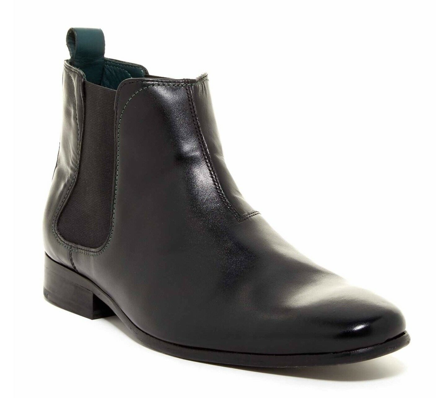 TED BAKER LONDON BUURG LEATHER CHELSEA BOOT NEW W/BOX SIZE 11
