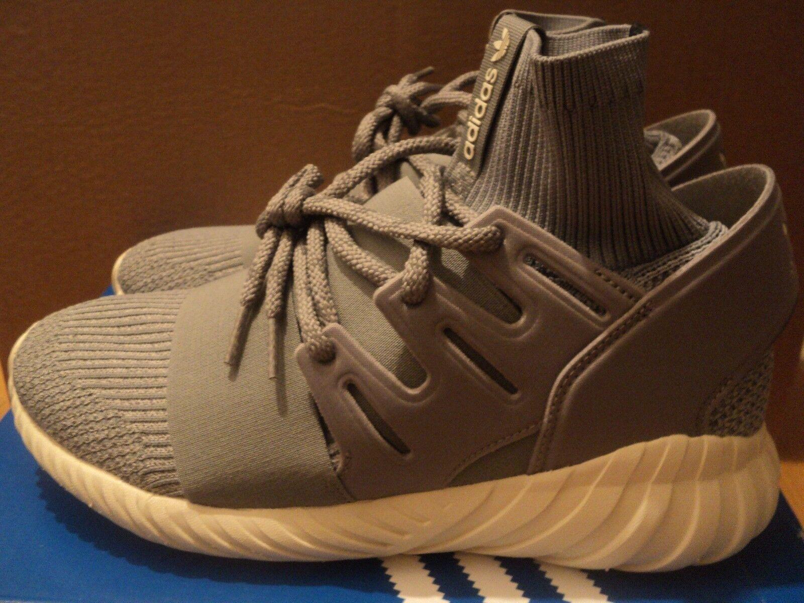 Adidas originals tubuläre doom - pk primeknit größe = 8,5 - brand new in box -