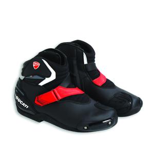 DUCATI botas Tema Corto botas de Moto TCX NUEVO botas