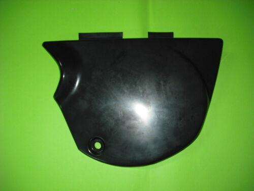 Yamaha xt500 XT 500 pages Couvercle Droit Revêtement latéral side cover Noir