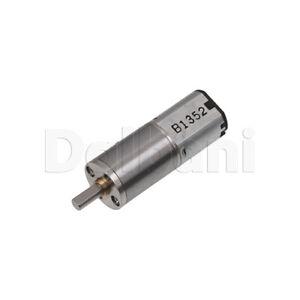 DC-Gear-Motor-High-Torque-12GA-3V-30rpm-Sealed-Gears-for-DIY-Robotics-Arduino