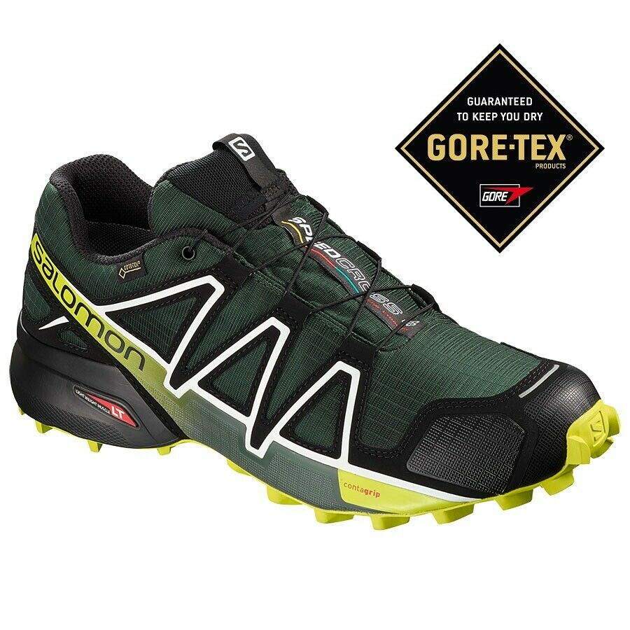 Salomon Speedcross 4 GTX 42.5-48 Herren Trail Laufen Outdoor Schuhe Gore-Tex
