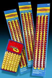 EDISON GIOCATTOLI 3 x SUPERMATIC LINE AMORCES 70s 80s BLISTER 312 SCHUSS /> WICKE