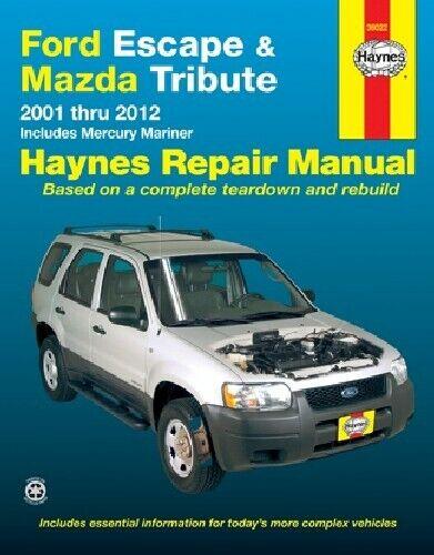 Repair Manual S Haynes 36022 For Sale Online Ebay