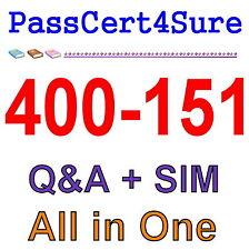 Cisco Best Practice Material For 400-151 Exam Q&A PDF+SIM