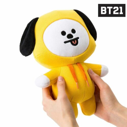 with tracking number BT21 Official Authentic Goods Standing Plush Doll Medium