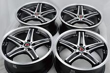 17 Wheels Rims Avenger Fusion CL TL TSX RSX Solara Avalon RAV4 Accord XB 5x114.3
