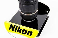 Nikon Acrylic Lens Stand Base Display Kit D800 DF D4S Body AF-S 24-70mm F2.8 USA