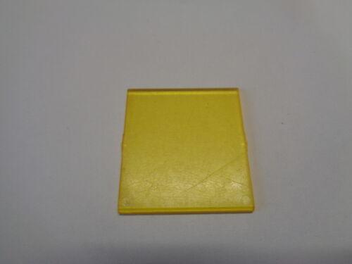 4448 LEGO Vitre Glass pour Fenetre Windows 4x4 Roof choose color