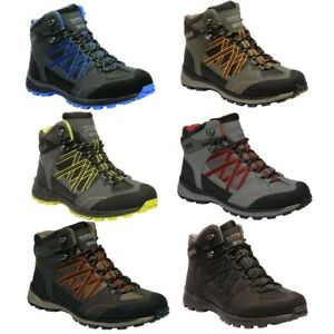 REGATTA-MENS-SAMARIS-II-MID-WALKING-TRAIL-WATERPROOF-BOOTS-RMF539