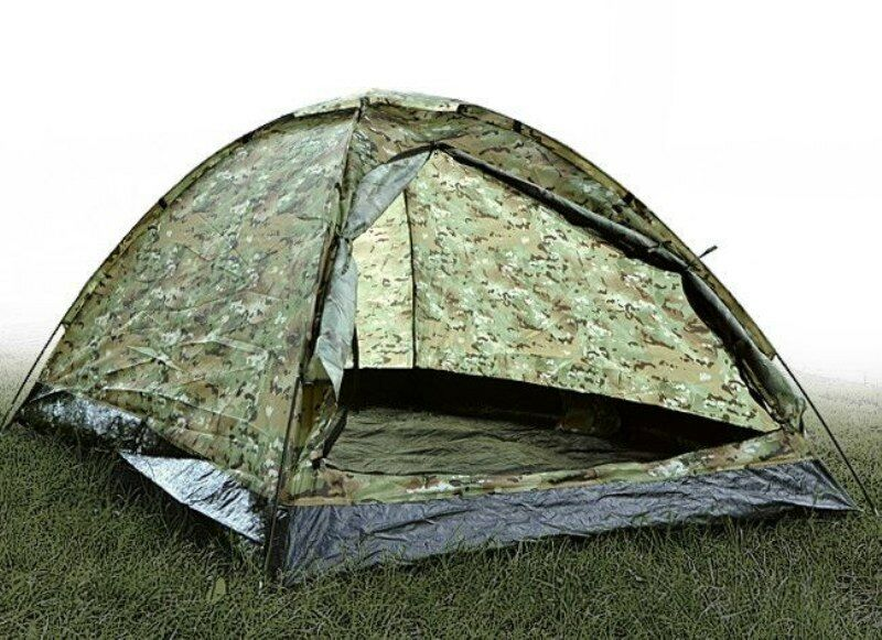 IGLU Standard Two Man Man Two Military Army Shelter Tent - Multicam US Camo - Brand New 30db0a
