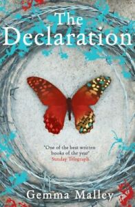The-Declaration-by-Malley-Gemma-Paperback-Book-The-Fast-Free-Shipping