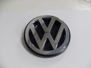 VW-T4-Transporter-Schriftzug-Emblem-Heckklappe-Chrom-701853601F-DRR