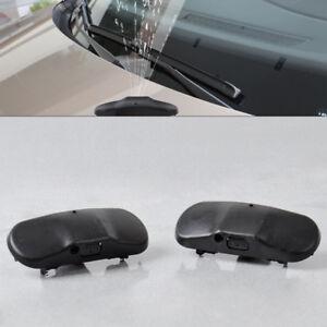 2Pcs-Windscreen-Washer-Jet-Water-Spray-Nozzle-Fit-VW-Passat-B6-Jetta-Golf-Caddy