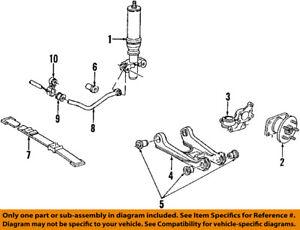 Buick GM Oem 8891 Reatta Rear Suspensionstrut 19166882 Ebay. Is Loading Buickgmoem8891reattarearsuspension. Wiring. 1989 Reatta 3800 Engine Diagram At Scoala.co