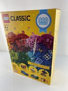 SAME DAY SHIPPING! LEGO CLASSIC 11005 CREATIVE FUN 900 PCS NEW /& SEALED