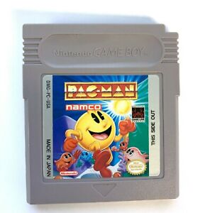 Pac-Man-Original-Nintendo-GameBoy-Game-Tested-Working-Authentic