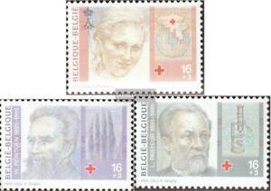 Belgien-2664-2666-kompl-Ausg-postfrisch-1995-Belgisches-Rotes-Kreuz
