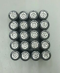 10 sets watanabe 8sp chrome goodyear long axle fit 1 64 hot wheels rubber tires ebay. Black Bedroom Furniture Sets. Home Design Ideas