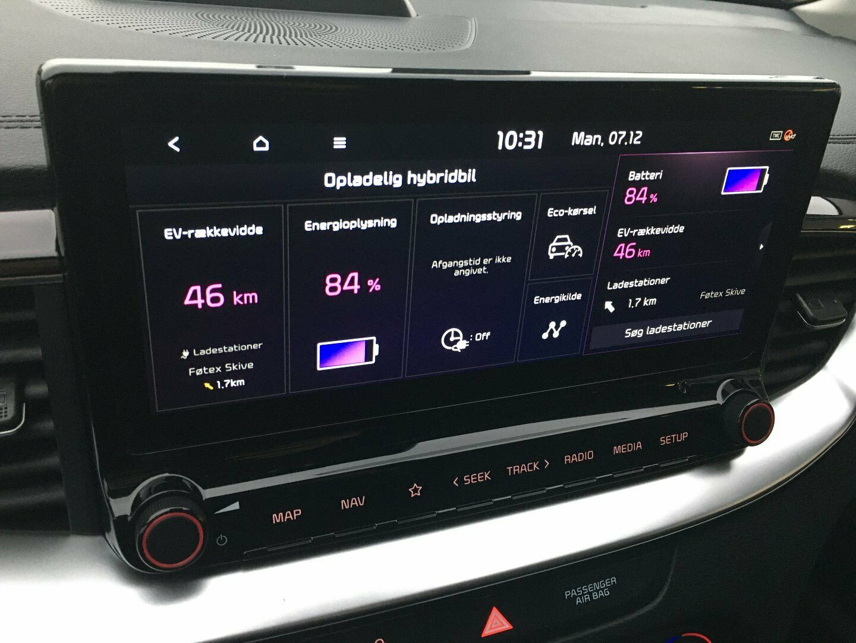 Kia Ceed 1,6 PHEV Upgrade+ SW DCT - billede 15