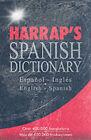 Harrap's Spanish Dictionary by Chambers (Hardback, 2003)
