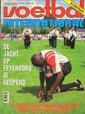 V.I. 1993  nr. 29 - FEYENOORD IN DIRKSLAND/MARIO BEEN/EDWIN OVERMARS/JOOP GALL