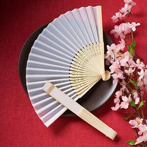 Asian Wedding Gift Bags Uk : ... -White-Silk-Fan-Favors-wedding-favor-Bridal-Shower-Favors-Asian-Favor