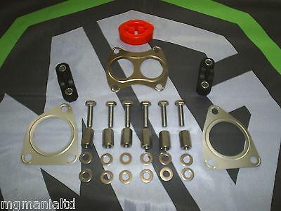 MGTF MG TF Kit di montaggio di scarico Poly /& Acciaio Inossidabile mgmanialtd.com