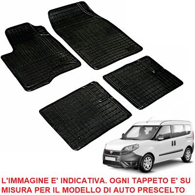 FIAT DOBLO/' TAPPETI tappetini AUTO su MISURA 2 Block