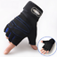 US-Women-Men-Gym-Gloves-With-Wrist-Wrap-Workout-Weight-Lifting-Fitness-Exercise thumbnail 6