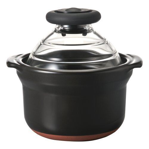 HARIO glass cooker 1 cook sauce boiled rice pot GN-150B