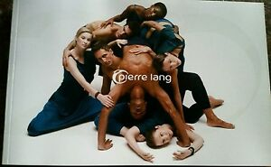 "**rarität** Pierre Lang Katalog 2004 ""20 Jahre Pierre Lang"" Volumen Groß"