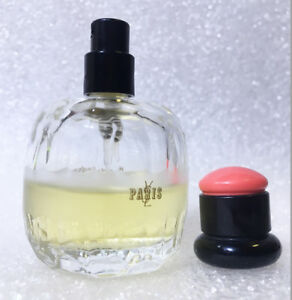 Mini-Eau-Toilette-PARIS-amp-YVES-SAINT-LAURENT-Perfume-NOT-FULL-8ml-of-15ml