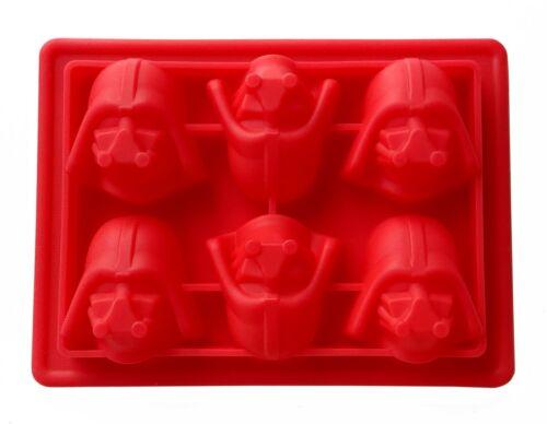 Eiswürfelform Schokoladenform Star Wars aus weichem Silikon