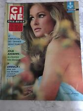 Ciné Revue N°14  du 7 avril 1966 / Ursula Andress - Jean Paul Belmondo