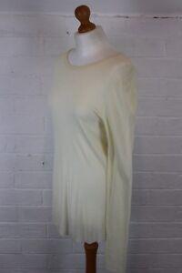 ISABEL-MARANT-ETOILE-Ivory-Fine-Knit-100-Wool-JUMPER-Size-Medium-M