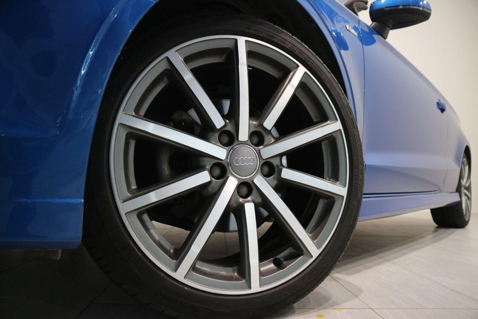 Audi A3 2,0 TDi 150 Sport Cabriolet S-tr. - billede 16