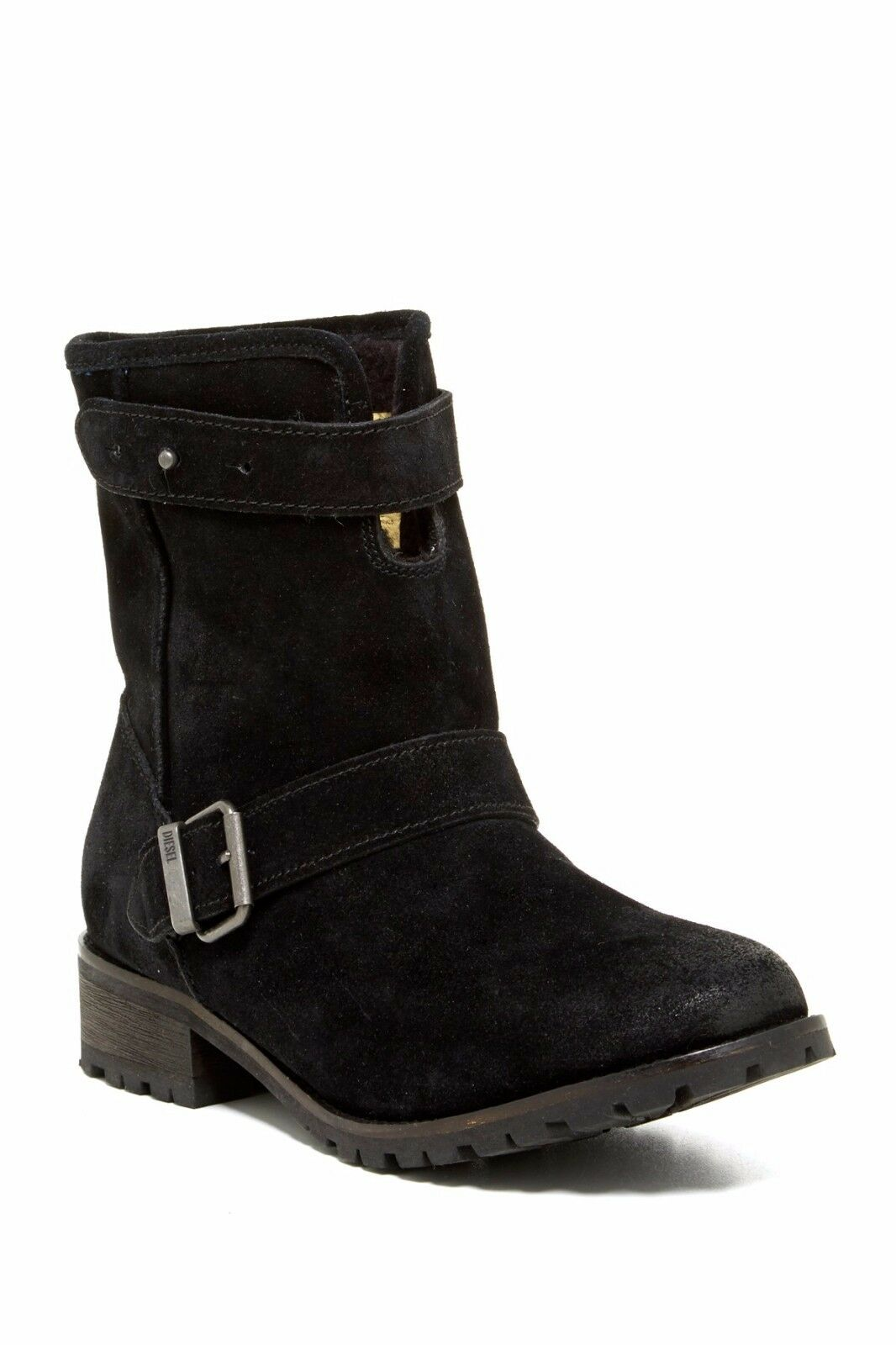 Diesel We Faux Love Prairie Eagles Ankle Faux We Fur Lined Boot 0fa5e0