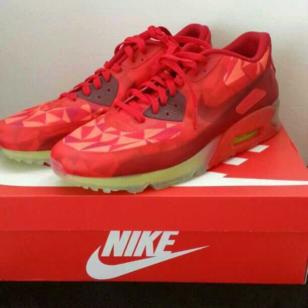 Air MAX 90 ICE RED from japan (4864