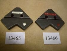 Thomas Betts Crimping Dies 2 13465 And 13466