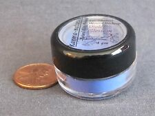 VIOLET BLOSSOM - Violet Purple Blue EYE SHADOW Mineral Makeup Powder Natural 4gm