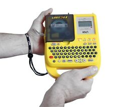 K-Sun LABELShop BEE3EZ 3-in-1 Label/Barcode/Heat Shrink Tube I.D. Printer *NEW*
