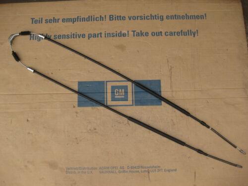 Original-Opel NEU Opel Manta//Ascona A 1,6S-1,9 Handbremsseil mit Öse