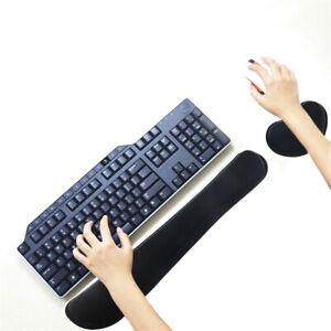 Mousse-a-Memoire-de-clavier-repose-poignet-Pad-Tapis-de-souris-Poignet-Support-ergonomique-Coussin