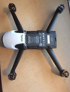drone parrot bebop 2 blanc - France - État : Occasion: Objet ayant été utilisé. Objet présentant quelques marques d'usure superficielle, entirement opérationnel et fonctionnant correctement. Il peut s'agir d'un modle de démonstration ou d'un objet retourné en magasin aprs une - France