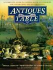 Antiques for the Table : A Complete Guide to Dining Room Accessories for Collecting and Entertaining by Sheila Chefetz (1993, Hardcover)
