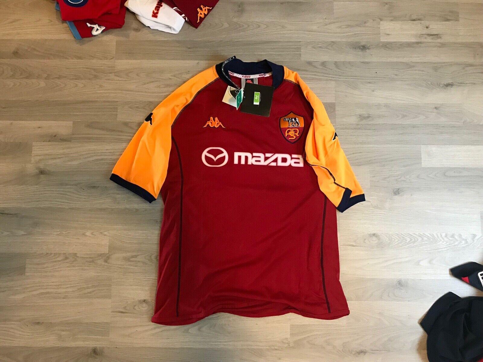 RARE AS ROMA 02  03 jersey